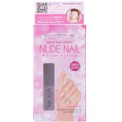 画像3: 【メール便送料無料】ヌードネイル(専用ケース)・グラス ネイルシャイナー / Nude Nail